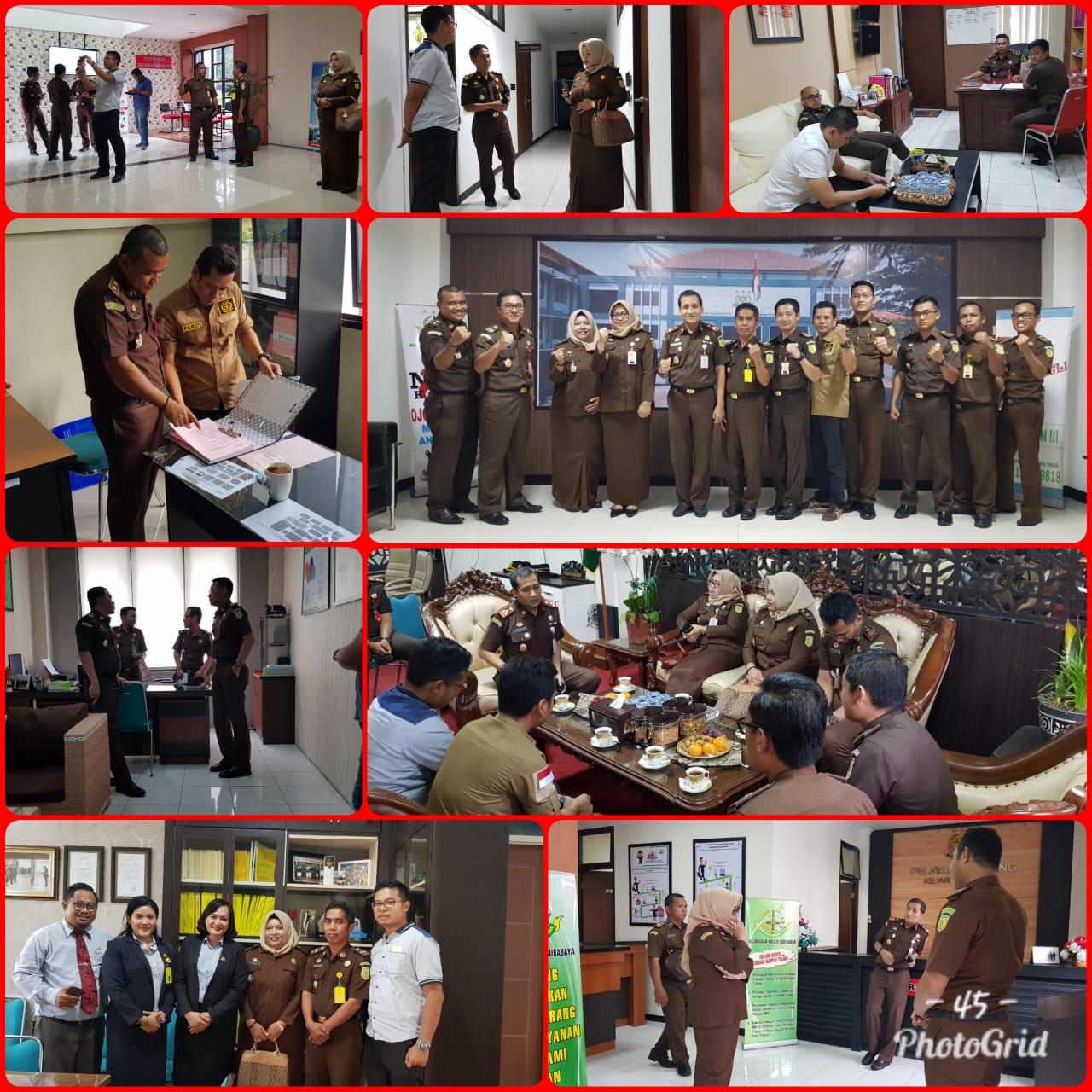 Benchmarking Kejaksaan Negeri Mojokerto Kota 31-01-2019
