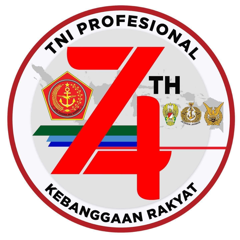 Dirgahayu TNI ke-74,     05-10-2019