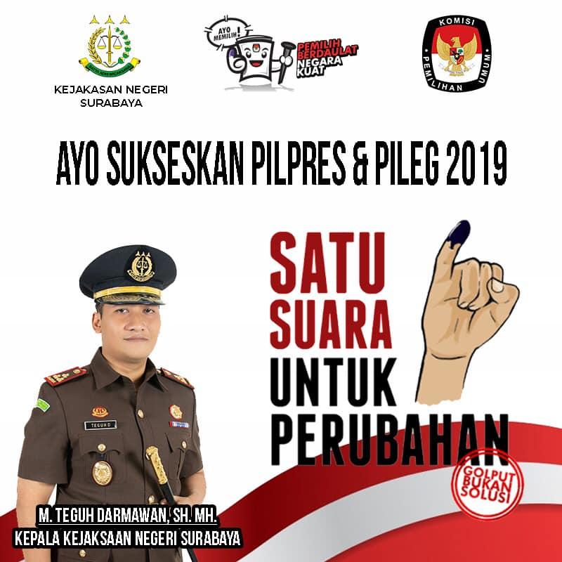 Pemilihan Presiden 01-04-2019