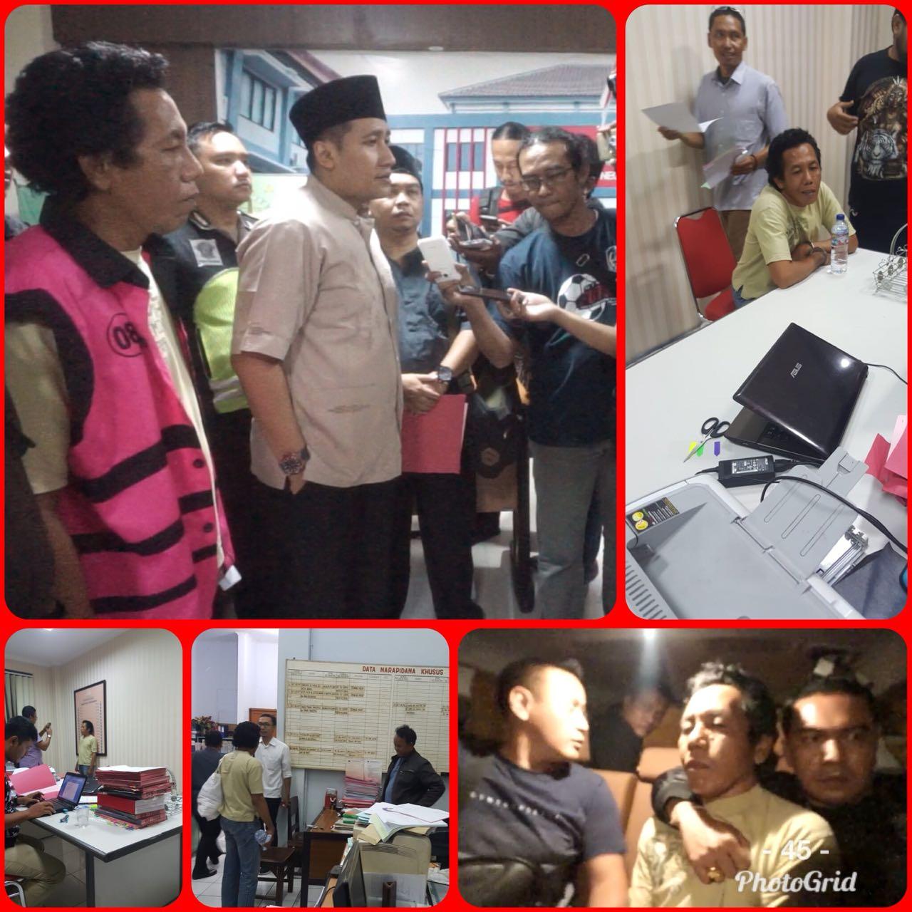 Team Eksekutor Kejaksaan Negeri Surabaya Tangkap Buronan MERR II C 22-08-2018