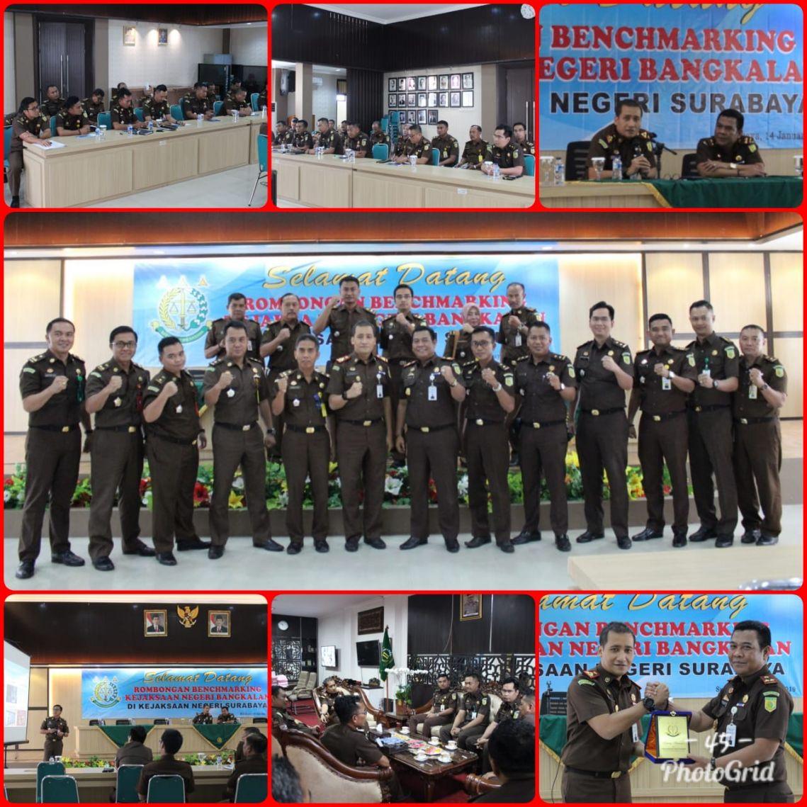 Benchmarking Kejaksaan Negeri Bangkalan 14-01-2019