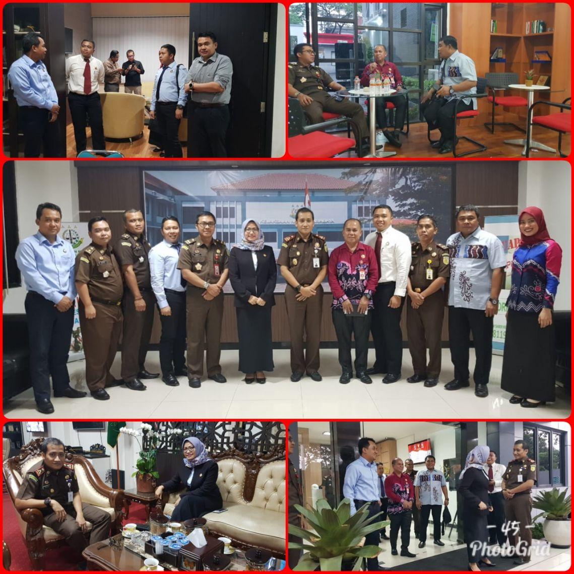 Benchmarking Kejaksaan Negeri Banjar Baru 30-01-2019