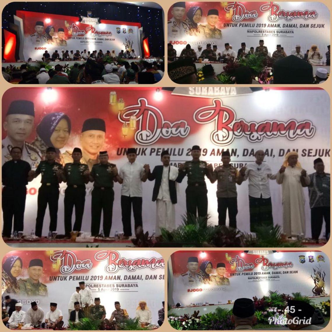 Doa Bersama Pemilu 05-04-2019