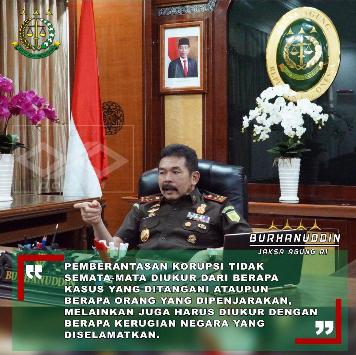 Pemberantasan korupsi 18-06-2020