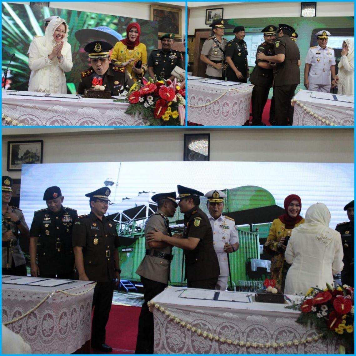Hari Jadi Kota Surabaya Bertepatan dengan Hari Ulang Tahun 31-05-2018