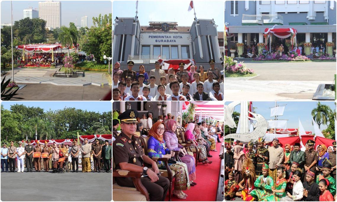 Gebyar Resepsi Hari Jadi Kota Surabaya 31-05-2019