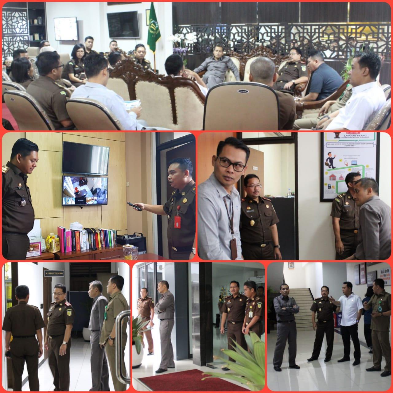 Benchmarking Kejaksaan Negeri Tanjung Perak 20-02-2019