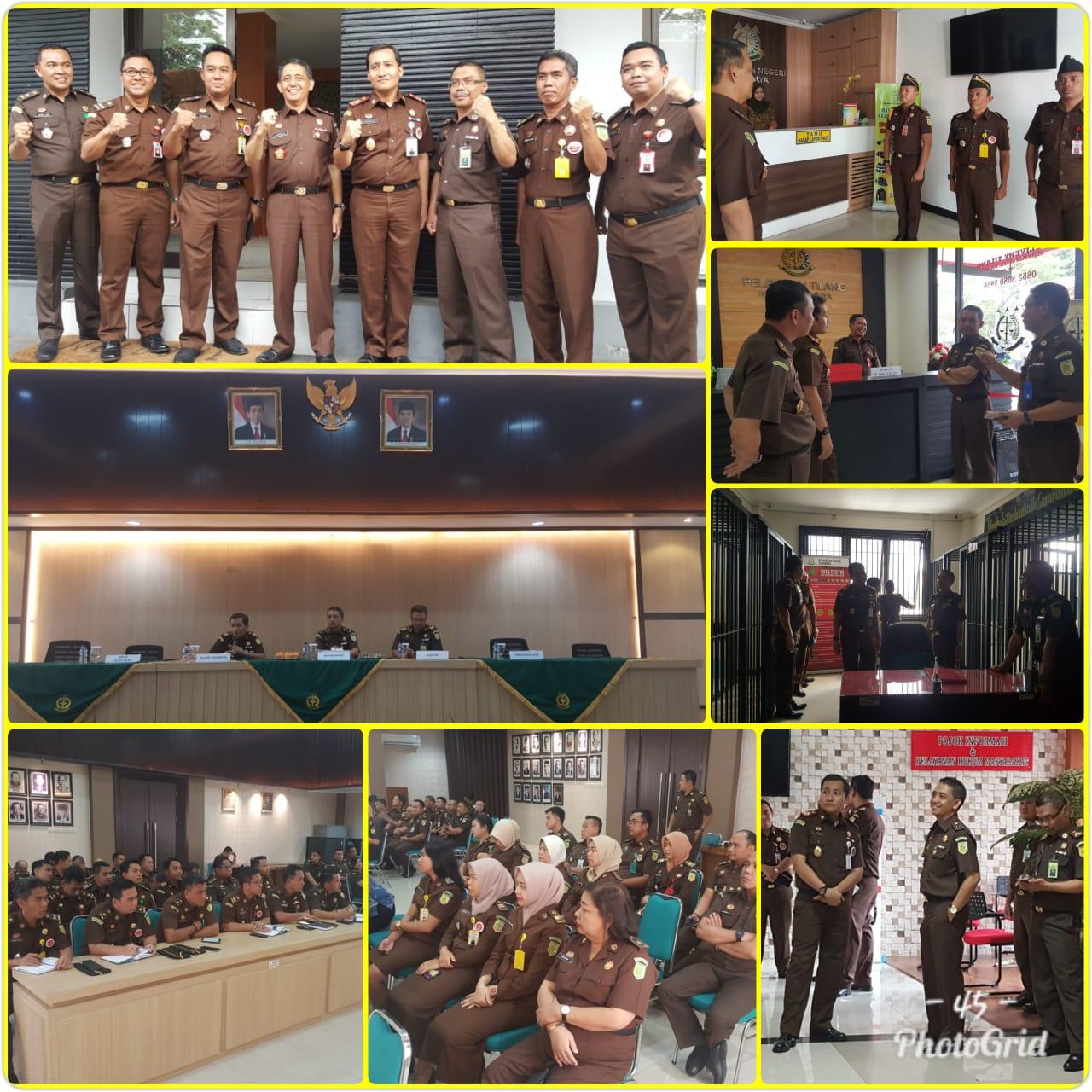 Supervisi Pelaksanaan Program Reformasi Birokrasi 29-10-2018