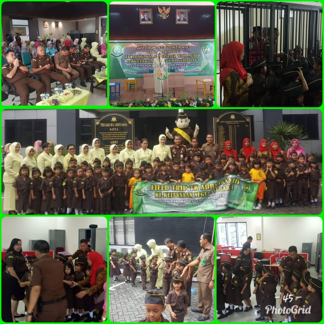 Kunjungan TK Adhyaksan 21-02-2019