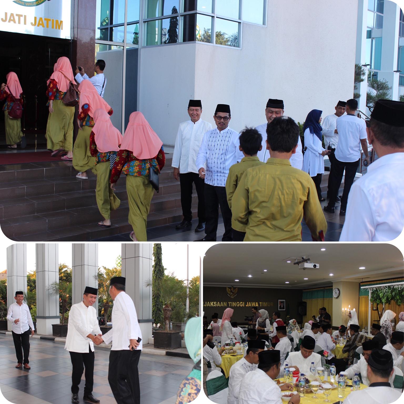 Buka Puasa Bersama di Kejaksaan Tinggi Jawa Timur 21-05-2019
