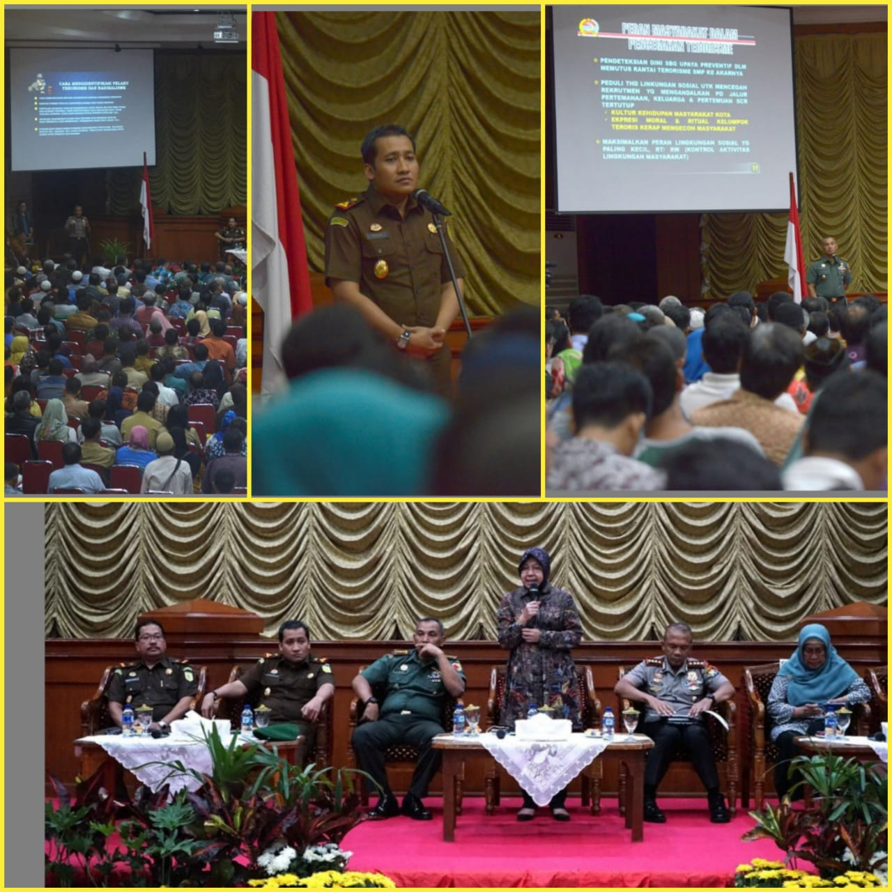 Silaturahmi dgn tokoh masyarakat kecamatan Tegalsari 22-05-2018