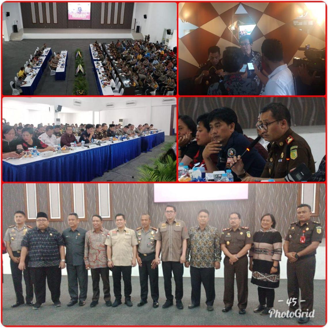 Kunjungan Kerja pada masa reses Komisi III dan Komisi II DPR RI Ke Polrestabes Surabaya 07.11.2018