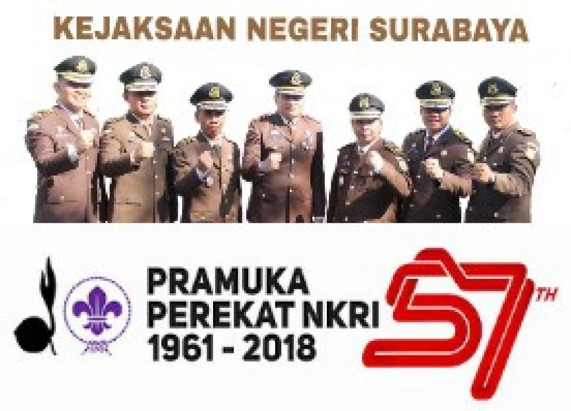 Memperingati Hari Pramuka ke-57 14-08-2018
