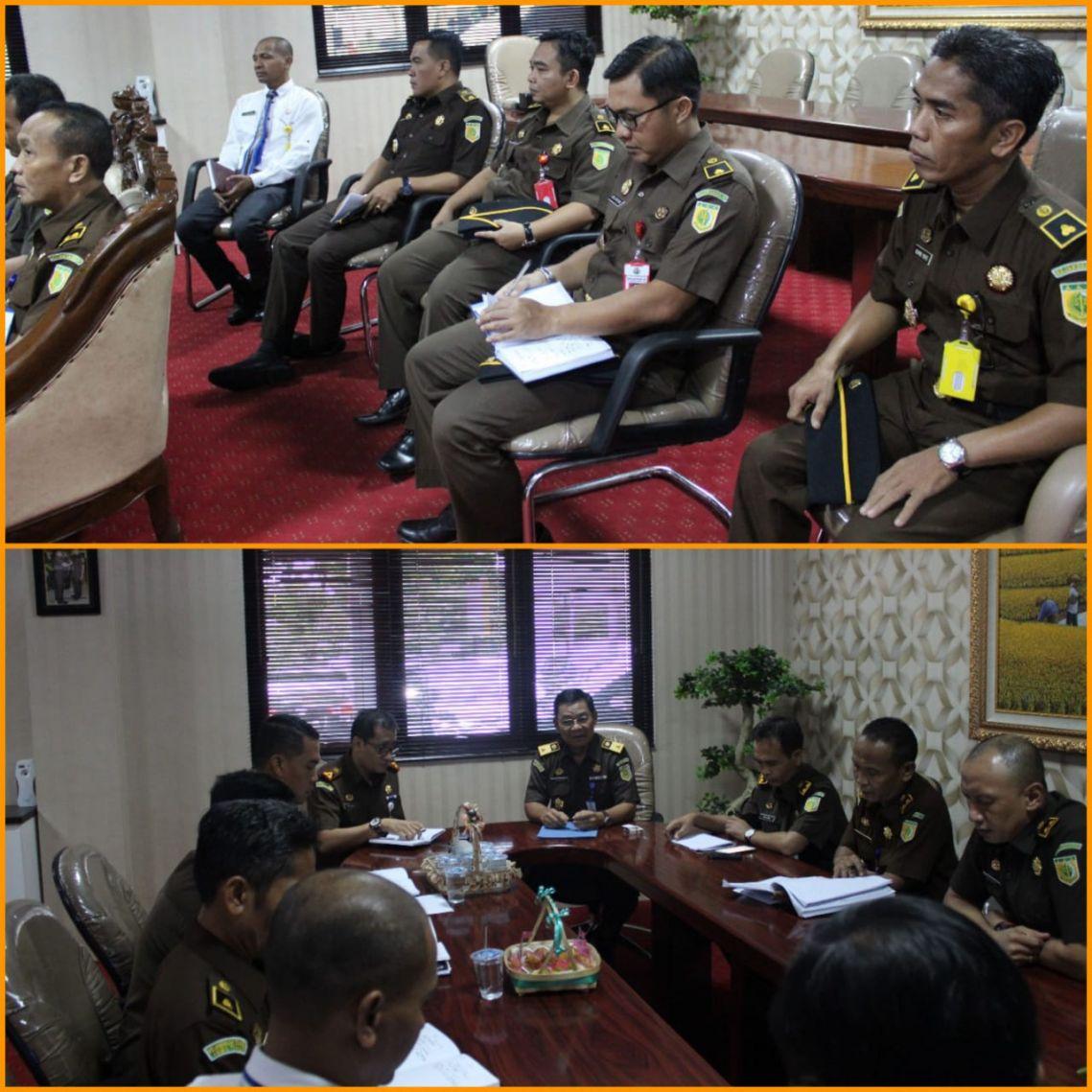 Inspeksi Umun Asisten Pengawasan di Kejaksaan Negeri Surabaya 15-11-2017