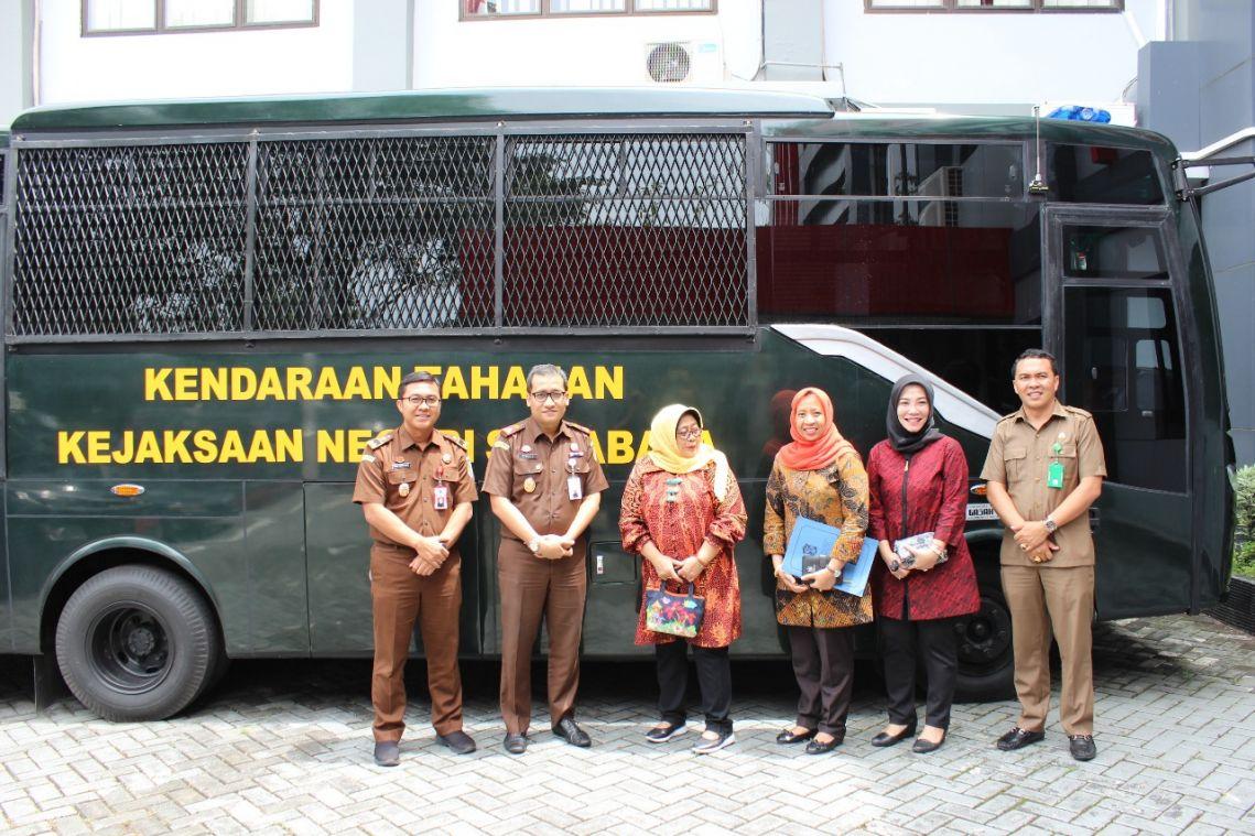 Serah Terima Bus Tahanan 28-12-2017