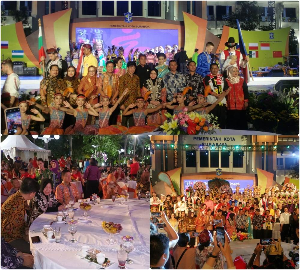 Acara Cross Culture International Folk Art Festival 2019